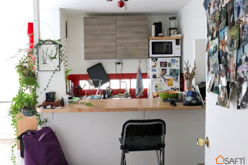 Appartement a vendre nanterre - 1 pièce(s) - 27 m2 - Surfyn