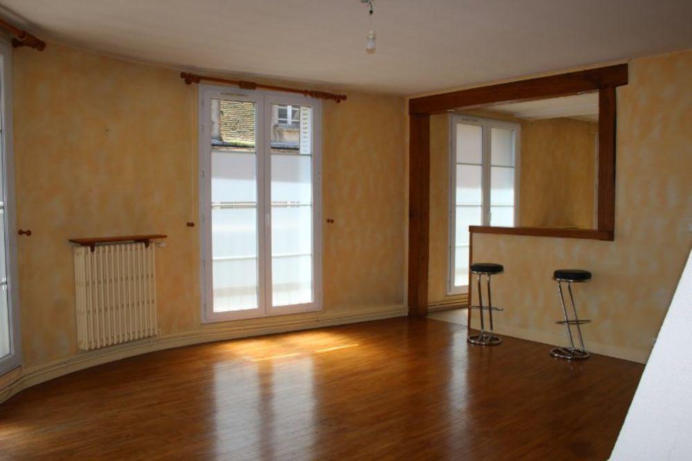 Vente Appartement Grand appartement centre ville de Gien  à Gien