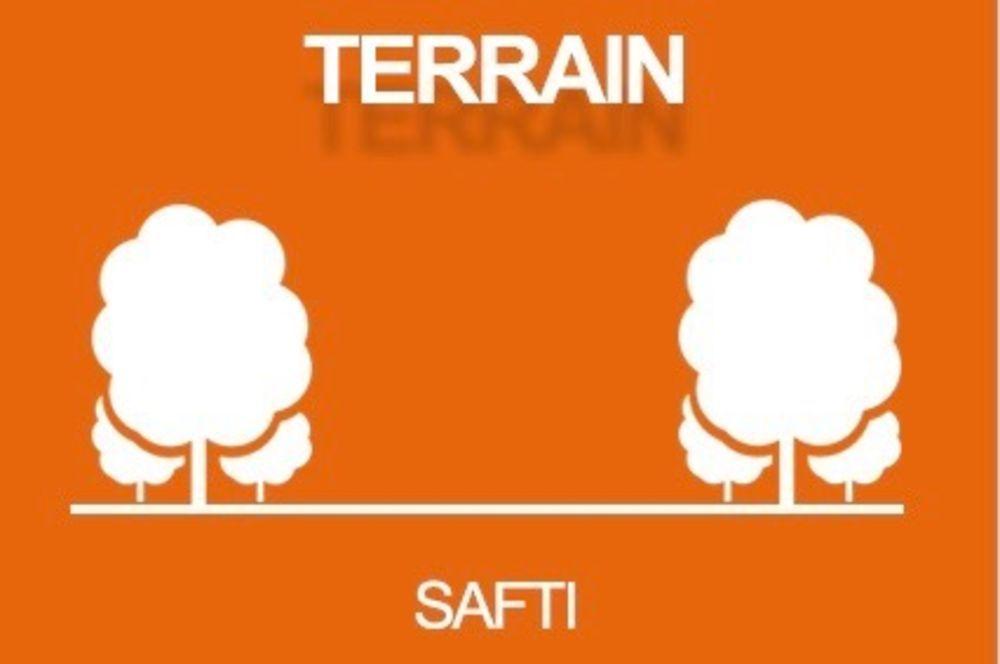 Vente Terrain TERRAIN de 488 m2 constructible et viabilisé, hors lotissement. 20 m de façade  à Theding
