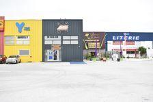 Local commercial 350 m² avec grand parking situation premier ordre 4480