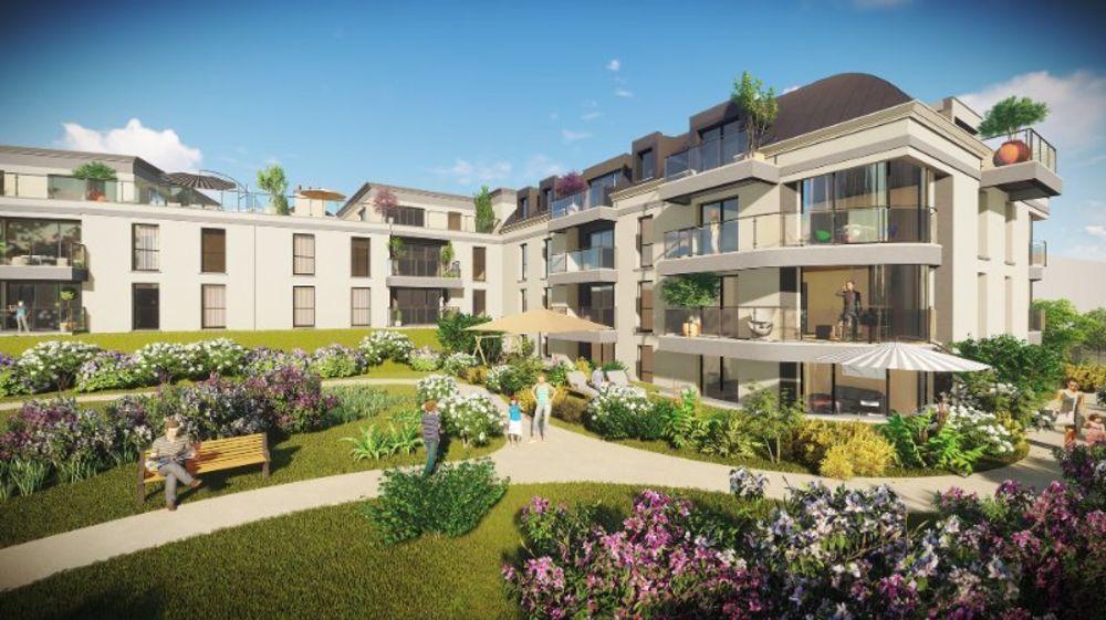 Vente Appartement APPARTEMENT DE STANDING DE 3 PIECES  QUARTIER JARDIN DES PLANTES  à Caen