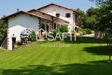 Maison de Maître de tradition basque proche de Biarritz 1990000 Ascain (64310)