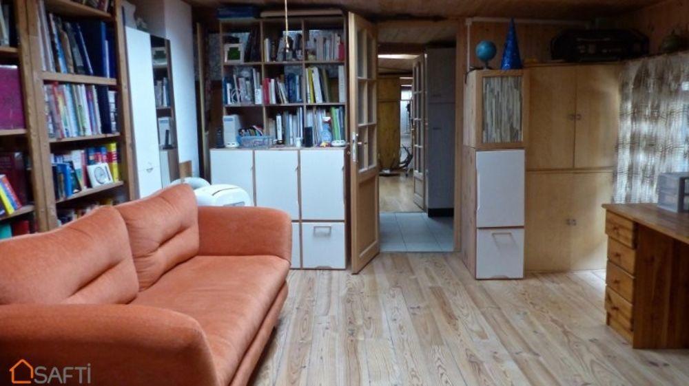 Vente Appartement Appartement de 122 m² dans une petite copropriété aux faibles charges au cœur de Metz  à Metz