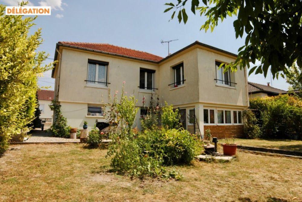 Vente Maison Pavillon de plein pied de 80m2  à Romilly-sur-seine