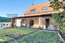 Charmante maison de ville - 3 chambres - véranda - jardin 329000 Domont (95330)