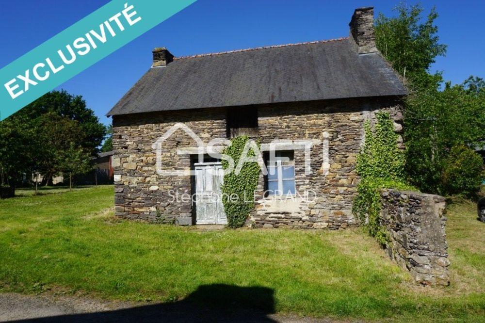 Vente Maison Longère à rénover en campagne  à Monteneuf