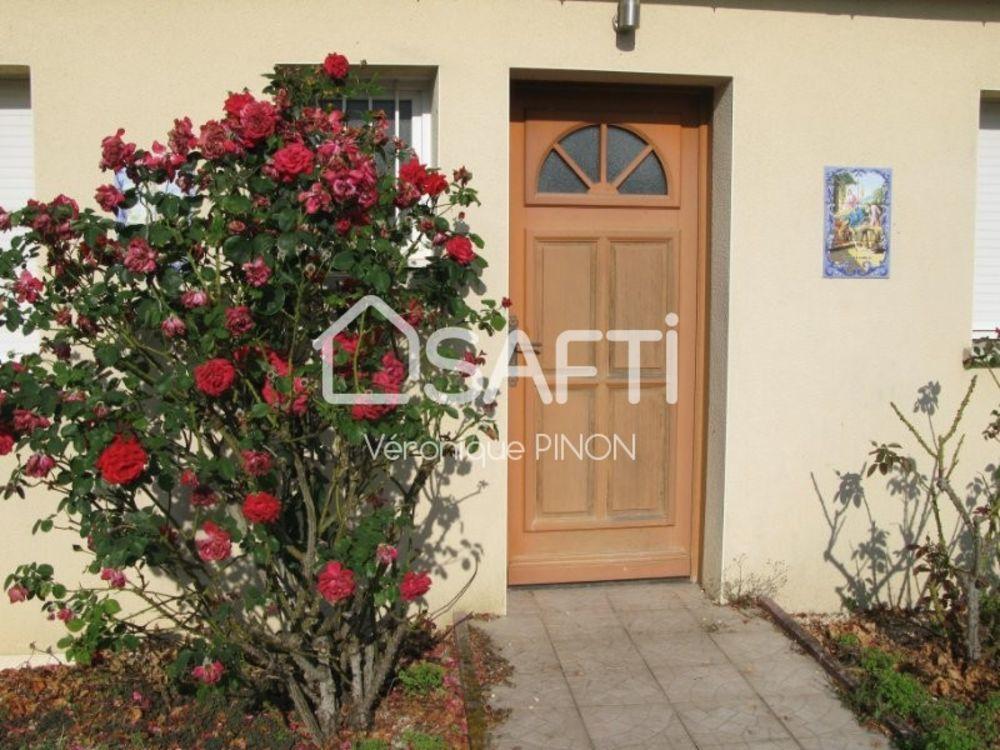 Vente Maison Pavillon de plain pied 3 chambres  à Villiers-charlemagne