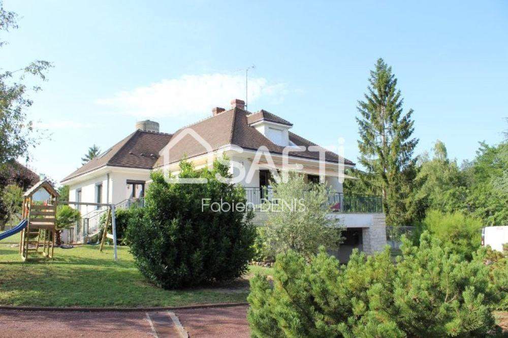 Vente Maison Très beau pavillon sur un magnifique terrain arboré en centre ville  à Saint-aignan