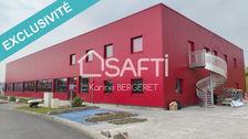 Local 1122m² 649000 60590 Serifontaine