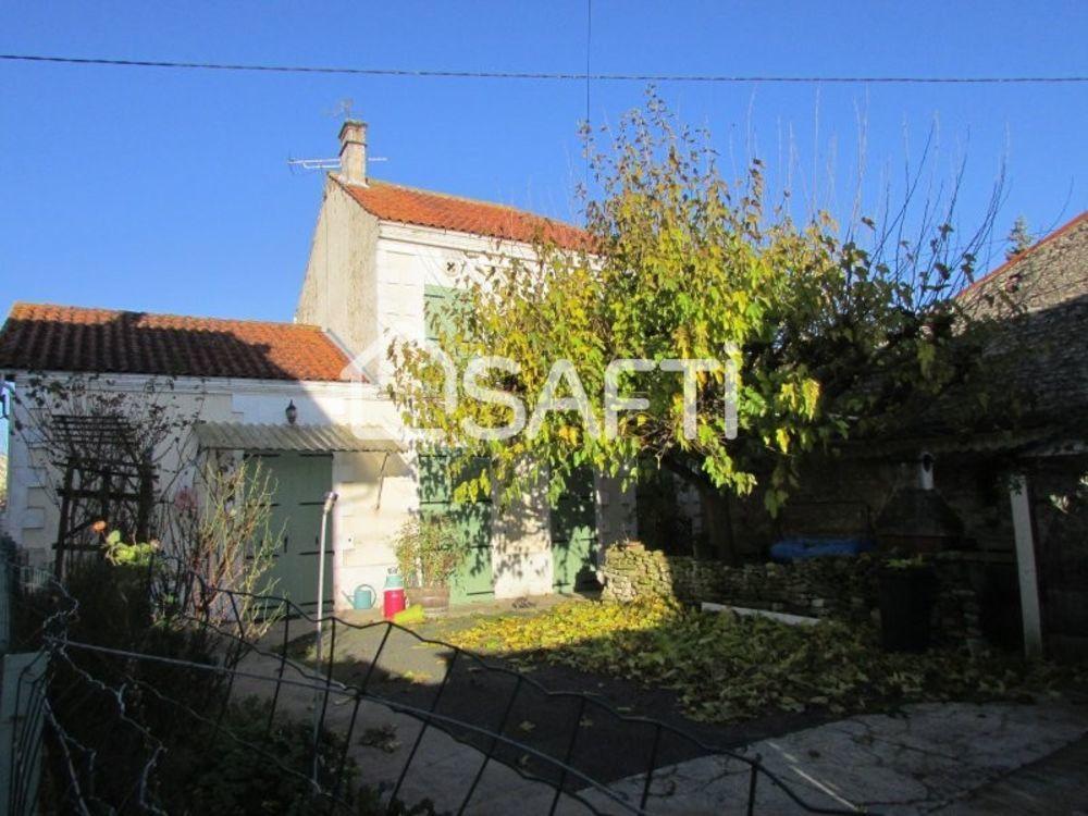 Vente Maison maison de bourg avec grand terrain  à Fontenet