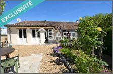Opportunité ! Maison plain pied avec double garage 139000 Le Pizou (24700)