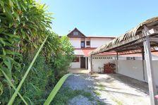 Maison 4 chambres avec piscine 258000 Kourou (97310)
