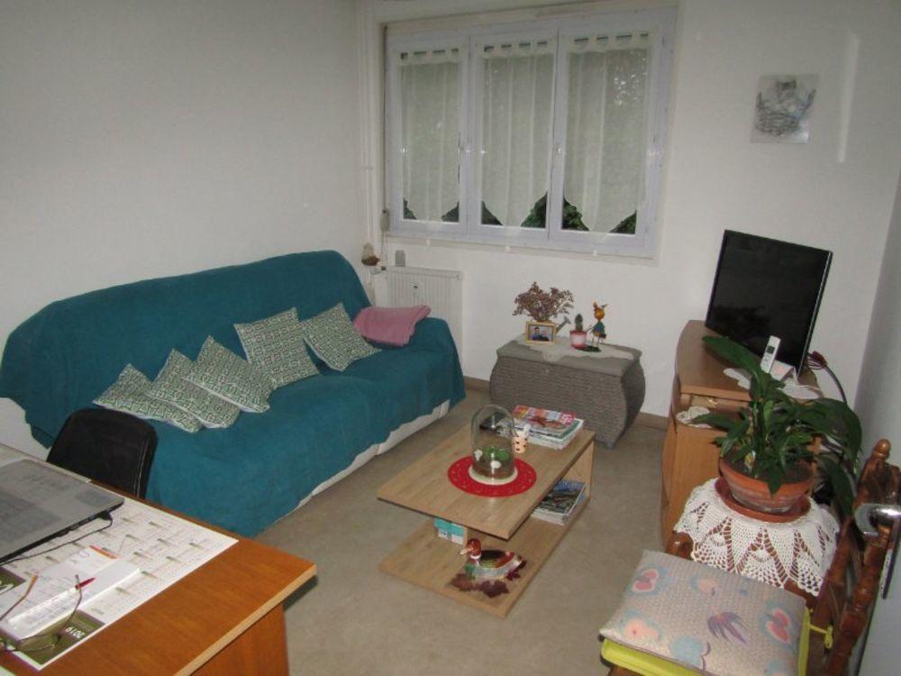 Vente Appartement Appartement T3 de 67 m2 avec garage  à Lons-le-saunier