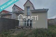 Dans résidence calme, maison fonctionnelle et lumineuse 190000 Fort-Mahon-Plage (80120)