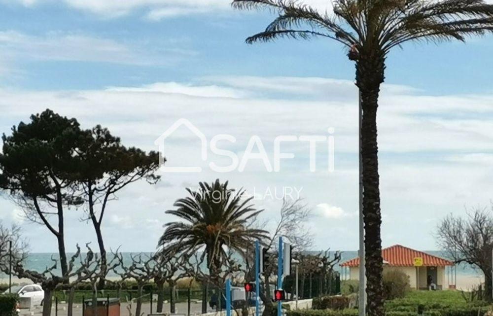Vente Appartement Appartement Saint Cyprien Plage  à Saint-cyprien