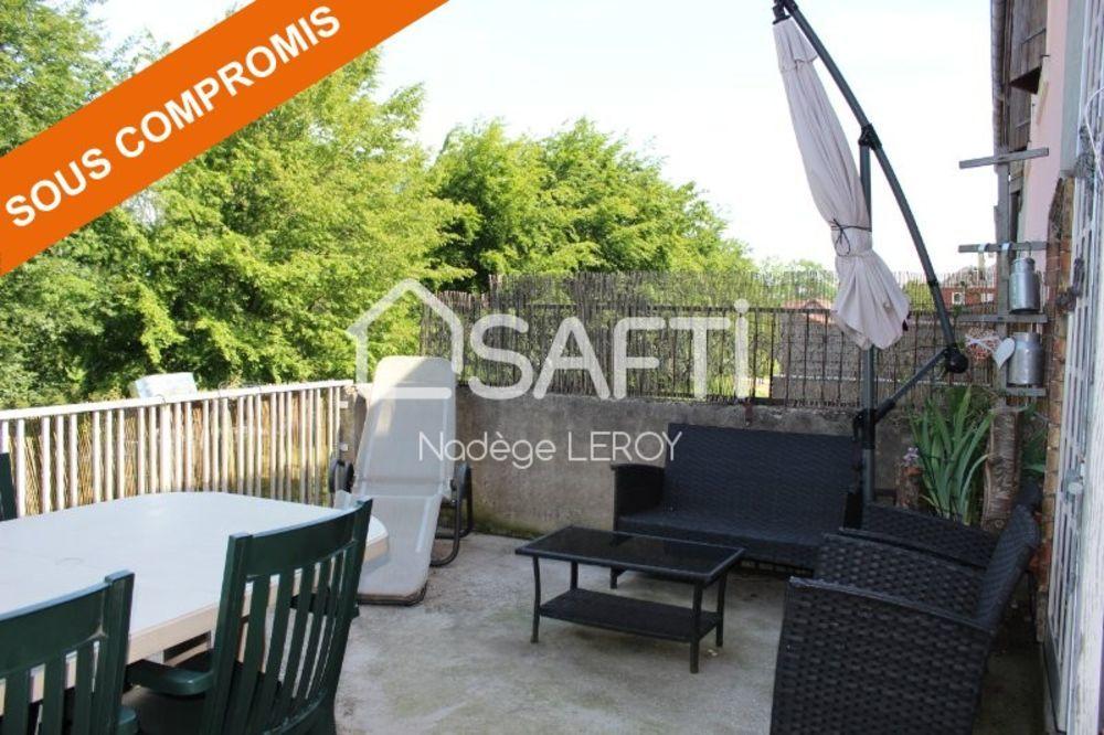 Vente Appartement Appartement avec terrasse, jardin et garage.  à Manspach