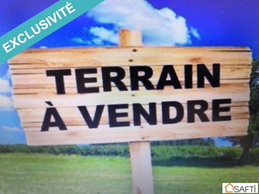 Vente Terrain TERRAIN A BATIR SUR CHARLY 69390  à Charly