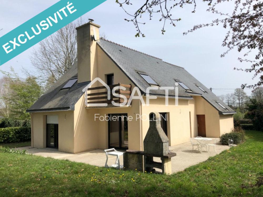 Vente Maison Maison Type 5 matériaux et construction haut de gamme Quimperle