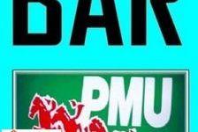 Bar PMU idéal première acquisition 59000