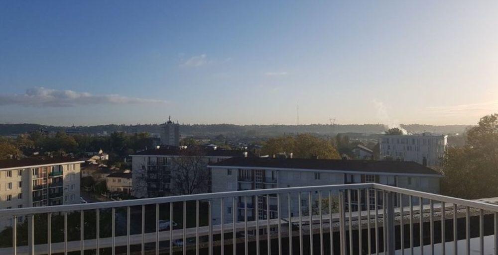 Vente Appartement Appartement T3 Terrasse et parking Bordeaux