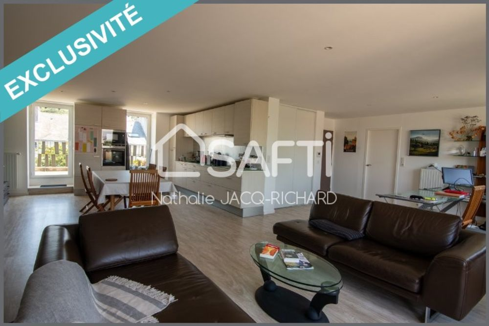 Vente Appartement Appartement T4 en toit terrasse - Quartier Monselet à NANTES  à Nantes