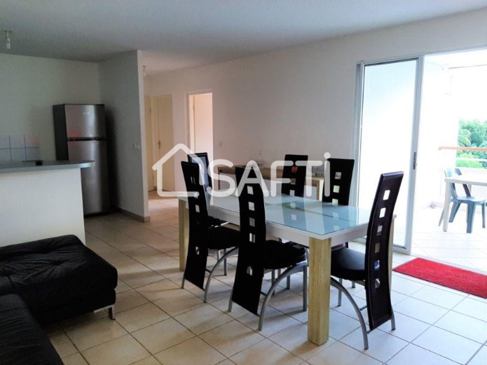 Vente Appartement Bel appartement F3 84 m² Ducos  à Ducos