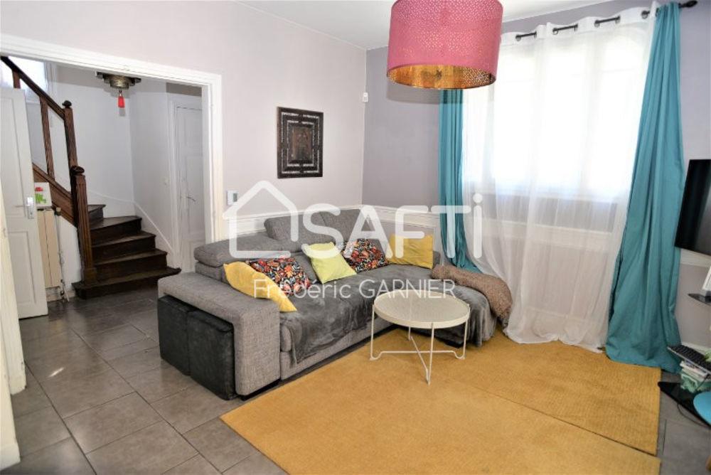 Vente Maison Maison de 6 pièces 131 m² Arcueil