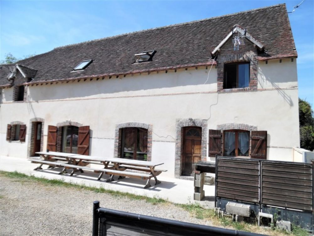 Vente Maison Corps de ferme rénové. 2 habitations. 240m2.  à Sommecaise