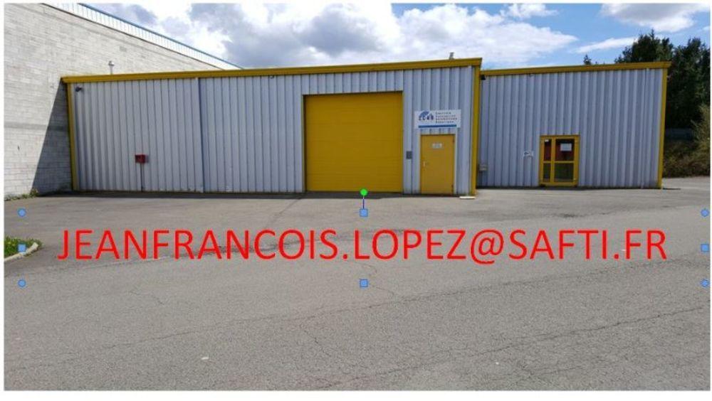 Vente Loft batiment  industriel de 450M2  à Seloncourt