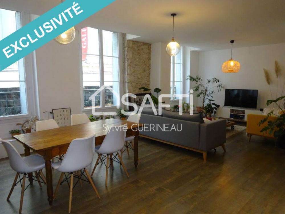 Vente Appartement Appartement T3/T4 de 88 m2 rénovée à DAX Dax