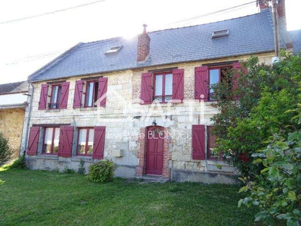 Vente Maison SPACIEUSE MAISON ANCIENNE 4 CHAMBRES  à Clermont