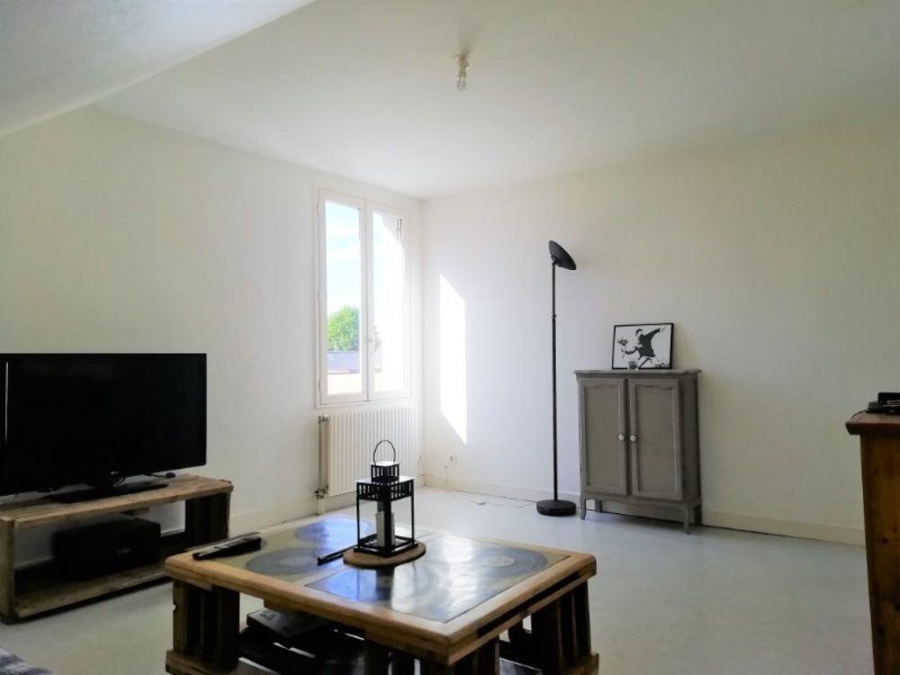 Vente Appartement appartement de 70m2 au sol quartier calme  à Lorient