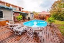 Impeccable maison familiale avec piscine au calme 454000 Le Diamant (97223)