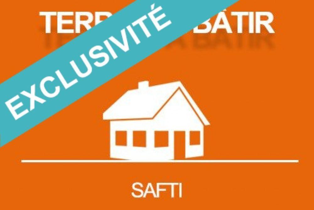 Vente Terrain 1519 m2 dans secteur calme et recherché Saint-avertin