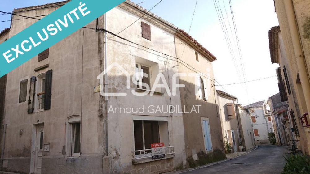 Vente Maison Maison de village 3 pièces + remise Argeliers