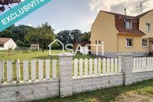 Maison à découvrir avec son grand jardin, terrasse couverte et sous sol 120000 Créhange (57690)
