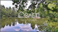 Terrain de LOISIR avec un étang 207000 Saint-Pantaléon-de-Larche (19600)