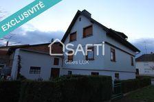 Maison 6 pièces 120m2 159000 Frémestroff (57660)