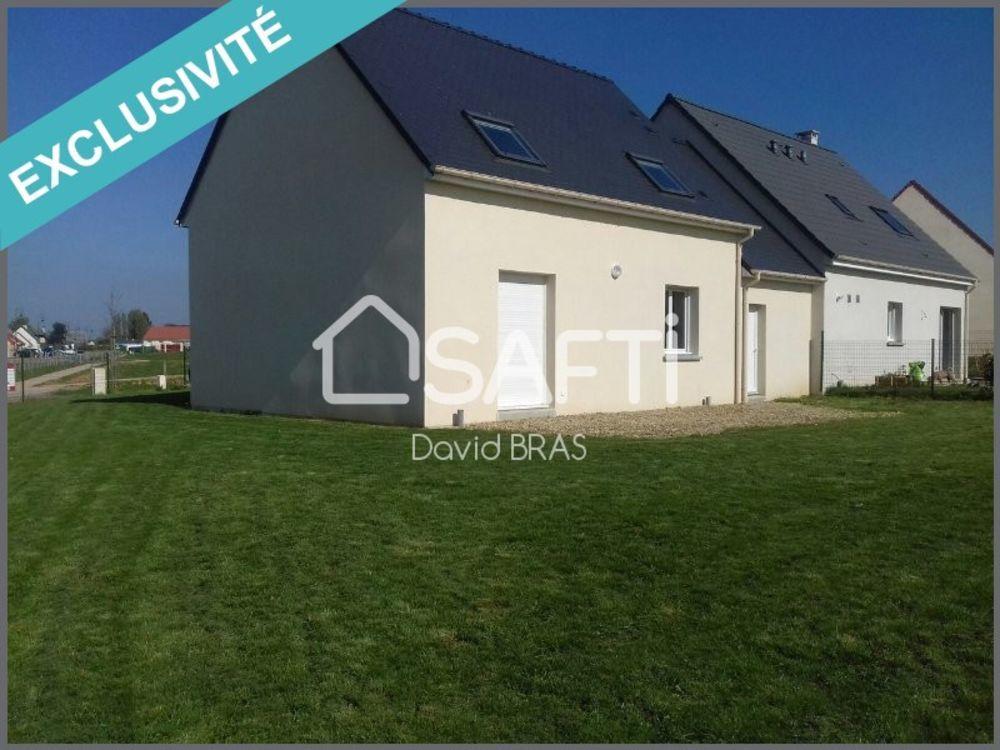 Vente Maison Maison 5 pièces 105m² Ideal INVESTISSEUR  à Grossoeuvre