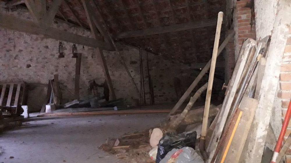 Vente Loft Très belle grange à Sauviat sur Vige  à Sauviat-sur-vige