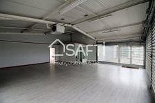 Local commercial 200 m² avec parking. 1420