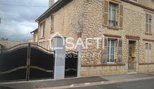 Belle meuliére de 225 m2 plus grandes dépendances  à aménager 210000 Beaumont-sur-Vesle (51360)