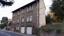 Pour investisseurs! immeuble avec locataires 2* F4 de 68m²+1 studio, 2 caves et 2 garages 159000 Saint-Étienne (42000)