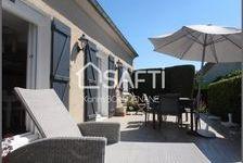 Maison individuelle sur sous sol total, 4 chambres, terrasse, jardin... 346500 Fosses (95470)