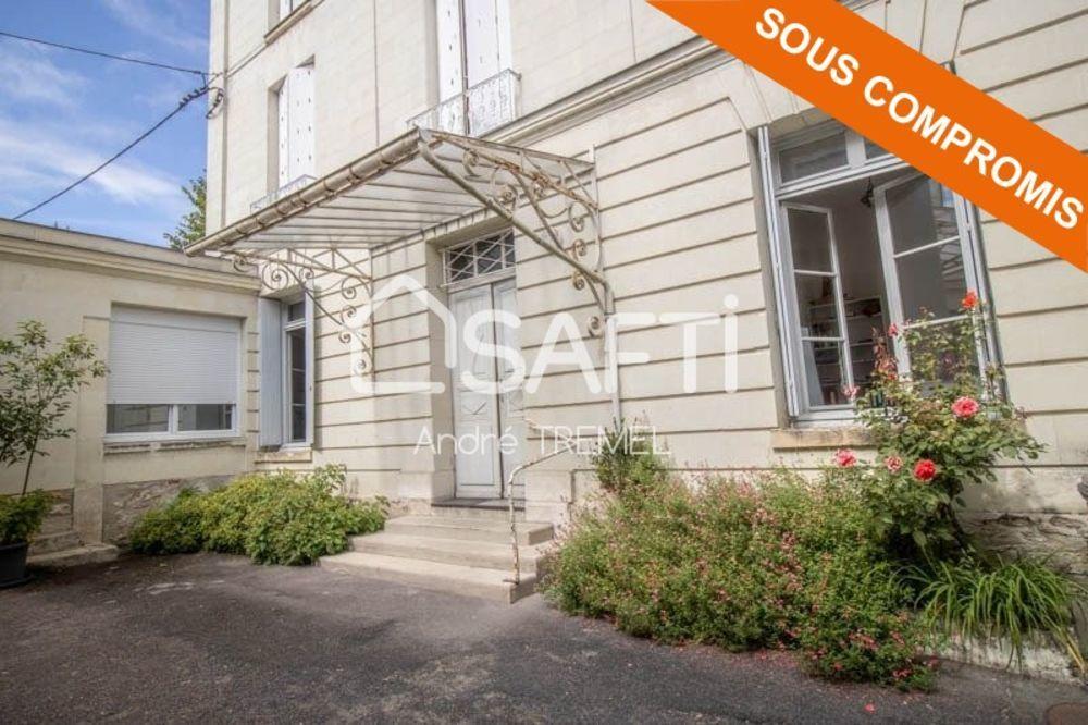 Vente Appartement Situé en centre ville  à Saumur