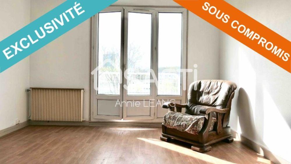 Vente Appartement T3-PARKING-7 MIN FUTUR LIGNE 16 CLICHY MONTFERMEIL  à Clichy-sous-bois