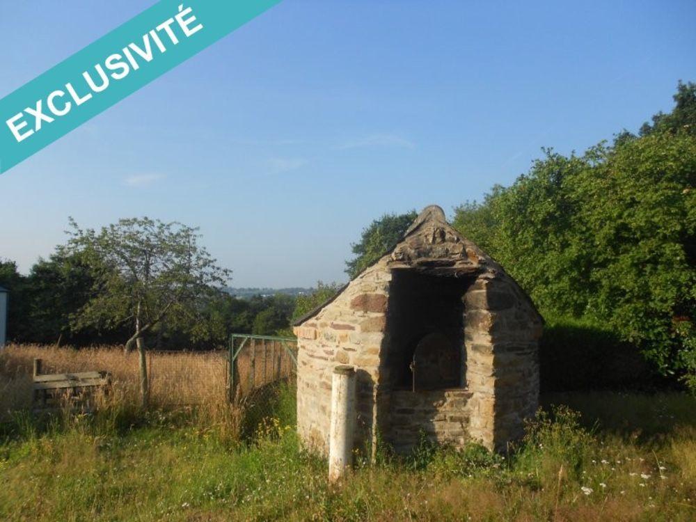 Vente Maison Petite maison sur un terrain de 1000 m² constructible  à Guichen