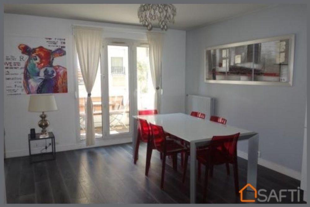 Vente Appartement <br/>MAGNIFIQUE 6 pièces - 849.000 €  -  120 m2 - 4 chambres - Proche de tout : commerces, transports, écoles.<br/>  à Nogent-sur-marne