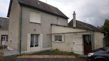 Maison centre bourg 7 pièces  3 chambres garage jardin 72000 Châtillon-sur-Indre (36700)