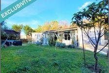 Rocbaron: Maison individuelle de plain-pied, de 130 m² sur un terrain de 1197 m² avec dépendance aménagée, garage...Aucun travau 342000 Rocbaron (83136)